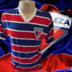 Camisa Retrô Fortaleza tradicional