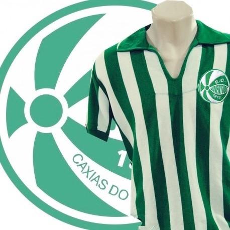 Camisa retrô Juventude  gola verde