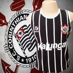 Regata retrô Corinthians  Kalunga .