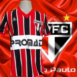 Camisa retrô  São Paulo FC  Promad -1984