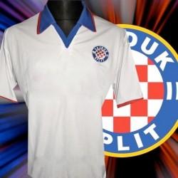 Camisa retrô  Hadjuk split branca  1980  - CRO