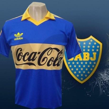 Camisa Retrô Boca Junior 1950 - ARG