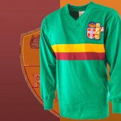 Camisa Retrô   AS Roma ML  goleiro  1930 - ITA