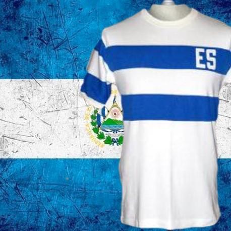 Camisa retrô Mexico gola polo - 1986