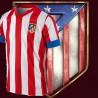 Camisa Retrô Atlético de Madrid 1970- ESP