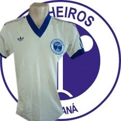 Camisa retrô Paraná -1980