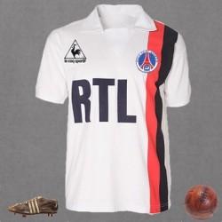 Camisa Paris Saint Germain  branca RTL - FRA