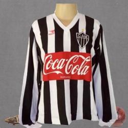 Camisa retrô Atlético- 1989  coca cola ML