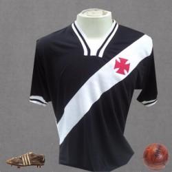 Camisa retrô Vasco da Gama -1974 tradicional