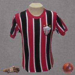 Camisa retrô  Serra FC tricolor