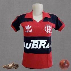 baby look retrô   flamengo ( lubrax ) -1977