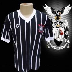 Camisa retrô Corinthians Dia 15 Vote