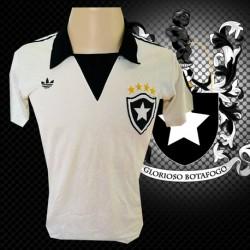 Camisa retrô Botafogo  logo - 1982.