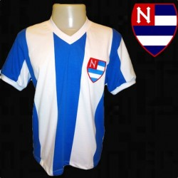 Camisa retrô Nacional Atlético clube .