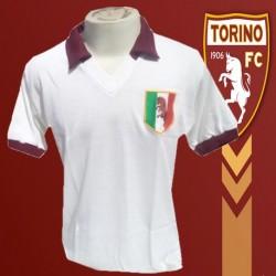 Camisa Retrô Torino branca  tradicional- ITA