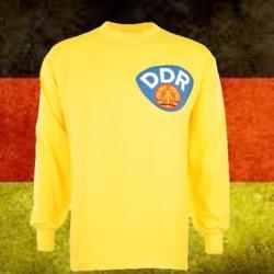 Camisa retrô   Alemanha  goleiro- DDR