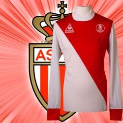 Camisa retrô Monaco ML  - FRA