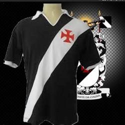 Camisa   retrô Vasco da Gama  1957.