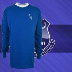 Camisa  retrô Everton ML gola redonda  - ENG