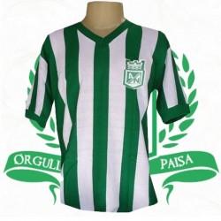 Camisa retrô Atlético Nacional de Medellim  -1989  COL
