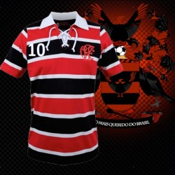 Camisa retrô Flamengo  - Cobra coral