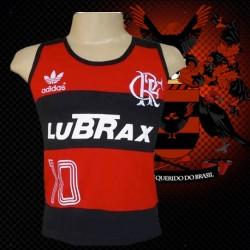 Regata retrô Flamengo