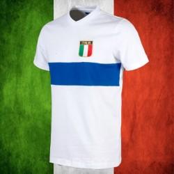 Camisa Retrô da Italia - 1970