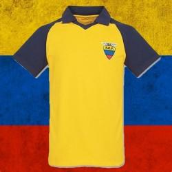 Camisa retrô Equador   tradicional