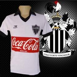 Camisa Retrô Atlético  Penalty Branca
