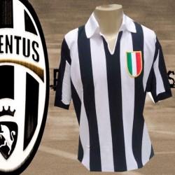 Camisa Retrô Juventus 1970 -  tradicional