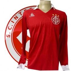 Camisa retrô Internacional - 1981 - 82  le coq sportif