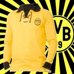 Camisa  Retrô Borussia Dortmund  cordinha  ML 1980 -ALE