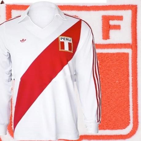 Camisa retrô  Peru  ML -  1978