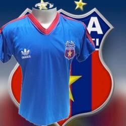 Camisa retrô FC. Steau Bucarest 1988-89- ROU