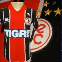 Camisa retrô Joinville     marca Campeão  - Década de 80