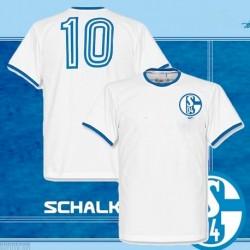 Camisa Retrô Schake 04   branca- ALE