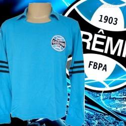 Camisa Grêmio goleiro manga longa - 1971
