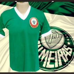 Camisa retrô Palmeiras palestre  Itália .