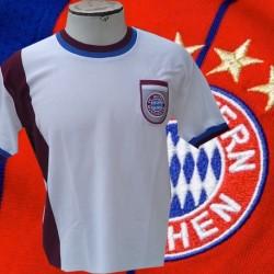 Camisa Retrô Bayern de Munique  faixa 1970 - ALE