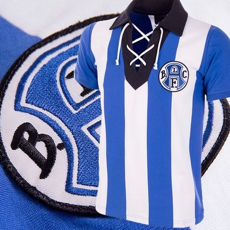 Camisa  Retrô Arminia Bielefeld 1922-23 -ALE