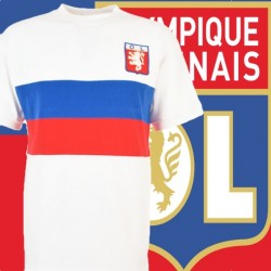 Camisa  Olympique de Lyon 1964 - FRA