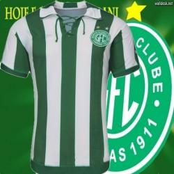 Camisa retrô Guarani  (cordinha ) listrada