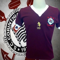Camisa retrô Corinthians / Torino 1949