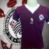 Camisa retrô Corinthians 1910