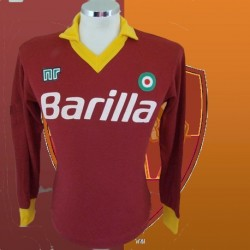 Camisa Retrô Roma tradicional- ITA