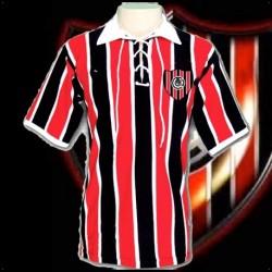 Camisa Retrô Chacarita juniors cordinha- ARG