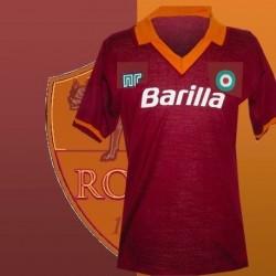 Camisa Retrô Roma ML Barilla- ITA