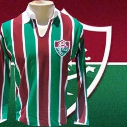 Camisa retrô Fluminense 1980 ML