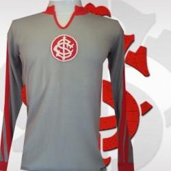 camisa retrô Internacional goleiro cinza 19 74