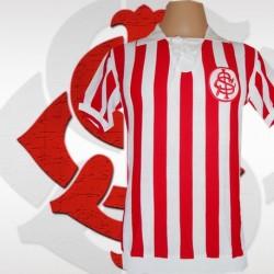 camisa retrô Internacional  cordinha 1910